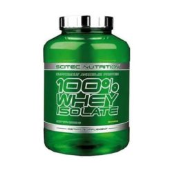 100% Whey Isolate (2000gr)